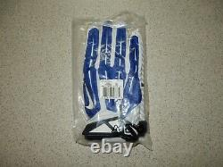 Jason Witten Game Issued Dallas Cowboys Lock Up NFL Gloves Size XXLarge RARE