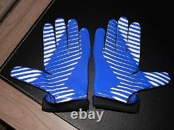 Jason Witten Game Issued Dallas Cowboys NFL Gloves Size XXLarge