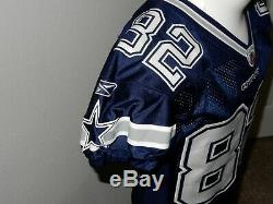 Jason Witten Game Issued Dallas Cowboys Navy Jersey 08 Size 48 Prova Group Chip