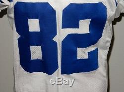 Jason Witten Game Worn / Issued Dallas Cowboys Jersey 2009 Size 48