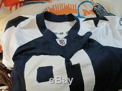 Ladouceur 2008 Dallas Cowboys Game Used Worn Jersey Throwback Style Steiner