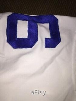 Matt Cassel Dallas Cowboys Game Used Worn Jersey Chiefs Patriots USC QB Cut