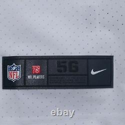 Mens Nike Dallas Cowboys Dez Bryant White Elite On Field Game Jersey Size 56 3XL
