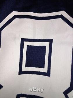 Michael Irvin Dallas Cowboys Game Issued Used Worn Jersey 1996 Hit Marks Stains