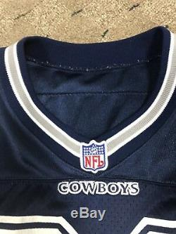 Michael Irvin Dallas Cowboys Game Worn Game Used Jersey