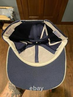 NWT Vintage Dallas Cowboys The Game Big Logo Snapback Hat Cap 90's