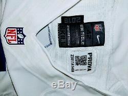 Nike Dallas Cowboys Dak Prescott game issued jersey 2016 PROVA Certified
