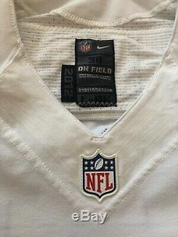 Nike Dallas Cowboys Game Issued Jersey 21 Zeke Elliott