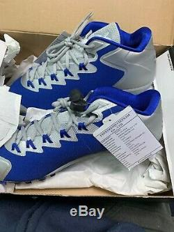 Nike Jordan Super Fly 3 TD Player Excl. Dez Bryant Dallas Cowboys Game Cleats