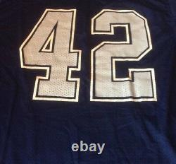 Old Dallas Cowboys Game Issued / Used Blue Jersey
