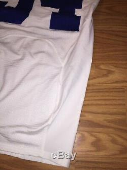 Randy Gregory Dallas Cowboys Game Used Worn Jersey Cleats Nebraska #94