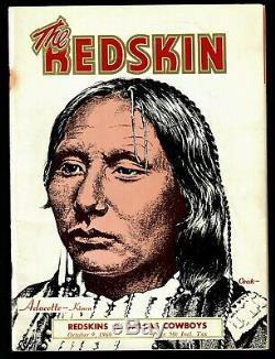Redskins Cowboys First Game Ever NFL Football Program Oct 9, 1960 10/9/60