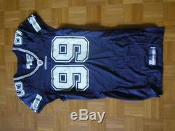 Sale! Chris Canty Game Worn Used Dallas Cowboys Jersey Prova Coa Ravens Damaged