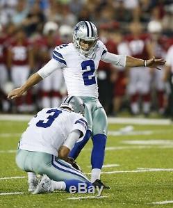 Sam Irwin-Hill #2 Dallas Cowboys Game Used Worn Jersey Preseason