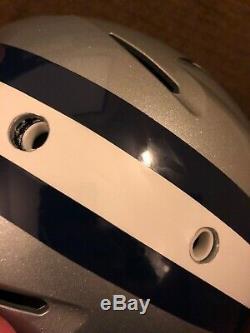 Schutt Vengeance Dallas Cowboys Game Worn Helmet