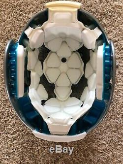 Schutt Vengeance Dallas Cowboys Game Worn Helmet Size Large