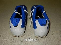 Terrance Williams Game Used Dallas Cowboys Cleats Matched to 49ers