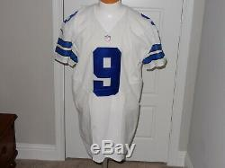Tony Romo Game Issued Dallas Cowboys Jersey 2015 46 QBK