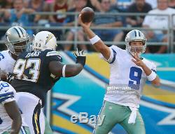 Tony Romo Game Issued Jersey 2012 50 QBK Nike Dallas Cowboys COA