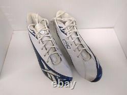 Tony Romo Game Worn Shoes