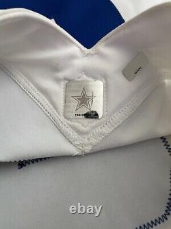Tony Romo Game Worn Used Jersey Dallas Cowboys Panini Authentic COA 10/5/2014