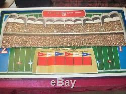 Tudor EF DALLAS COWBOYS DETROIT LIONS electric football game 620 / 650 unplayed