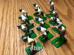 Tudor Electric Football Dallas Cowboys W, Original vintage 67 Big Men