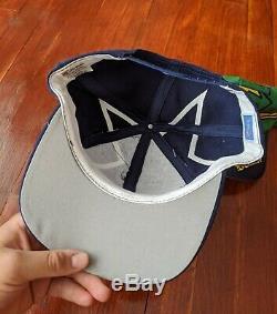 Vintage The Game Big Logo Dallas Cowboys & Notre Dame Snapback Bundle BNWT & USE