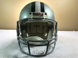 Vtg Riddell VSR2 GAME STYLE Authentic Display Football Helmet Dallas Cowboys