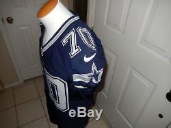 Zack Martin Dallas Cowboys CUSTOM Game Jersey 2013-44 Nike